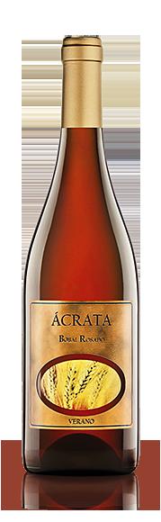 Botella Vino Ácrata Bobal Rosado