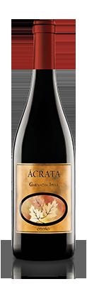 Botella Vino Ácatra Garnacha Tinta - Otoño