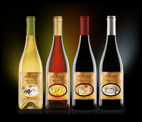 Ácrata Wines - The Four Seasons