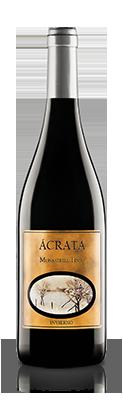 Botella Vino Ácatra Monastrell Tinto - Invierno