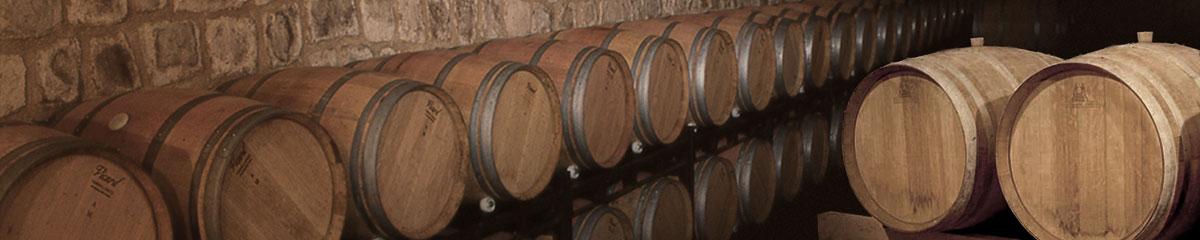 Bodega subterranea Kirios de Adrada