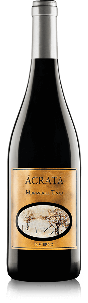 Botella Ácrata Monastrell Tinto