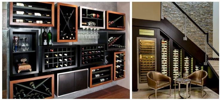 Vinotecas y armarios refrigerados