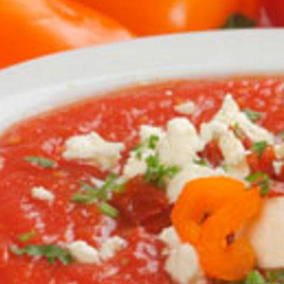 Salmorejo y gazpacho
