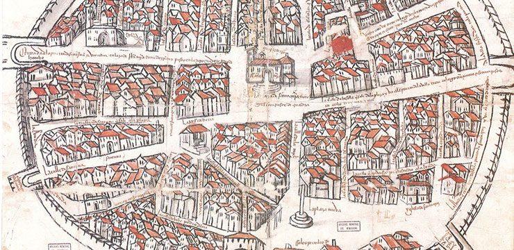 Mapa Aranda