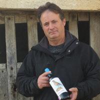 Jesús Lázaro, viticultor y propietario de Bodegas Kirios