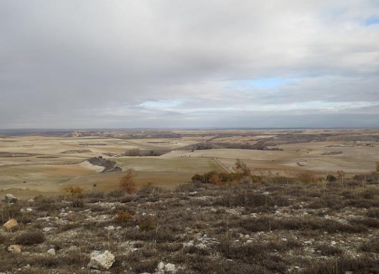 Páramo de Corcos (Burgos)