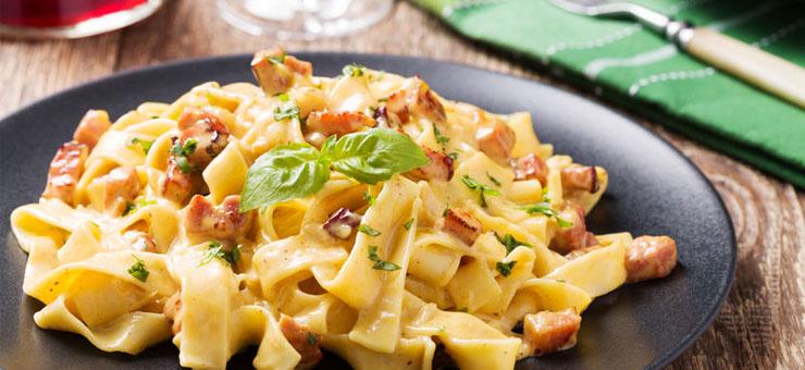 Receta pasta