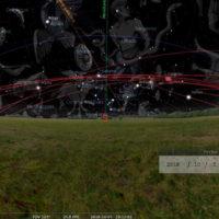 Almanaque estelar octubre